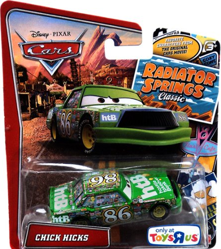 Amazon Com Pixar Cars Radiator Springs Classic Toys R Us Only