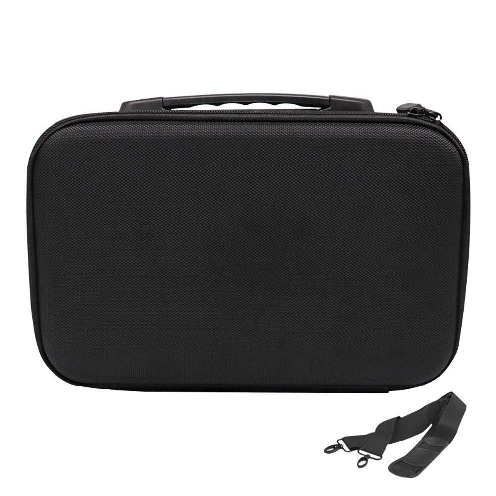 Boîte pour accessoires de télécommande Sac à bandoulière Sac de rangement Kit de drones Pack Accessoires pour poignée de Kit de rangement Troy Tello Kit de protection portable pour sac de rangement