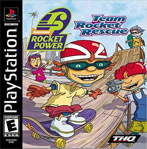 Rocket Power Team Rocket Rescue by Playstation (Rescue Playstation)