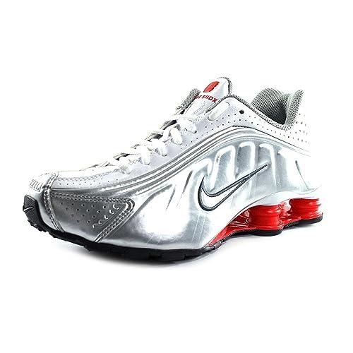 NIKE Nike shox r4 bg zapatillas moda chico: NIKE: Amazon.es: Zapatos y complementos