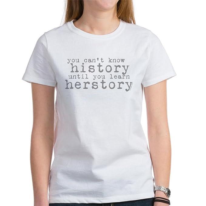 Para mujer feminista T-camiseta de CafePress: Amazon.es: Ropa y accesorios