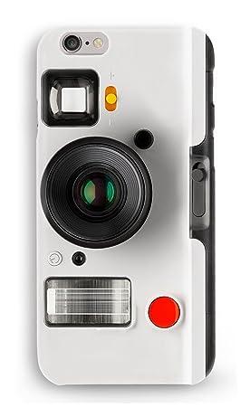Funda carcasa camara fotos retro vintage para Iphone 7 plástico rígido
