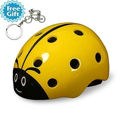 West ciclismo mariquita de los niños Cartoon Casco para ...