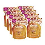 Health & Personal Care : Kleenex Wet Wipes Germ Removal for Hands and Face, Individually Wrapped, 8 Pack of 25 Wipes