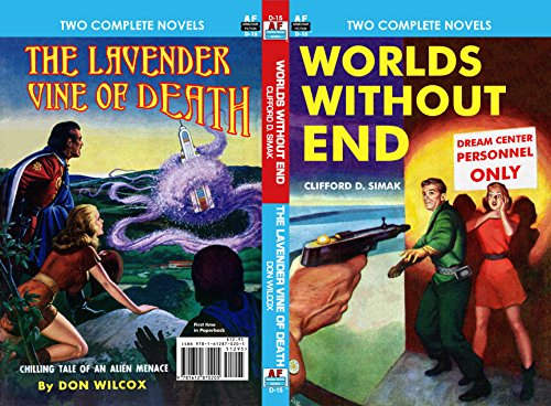 Worlds Without End & The Lavender Vine of Death (Armchair Fiction Double Novels Book 15)