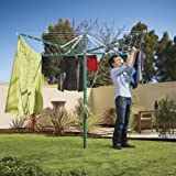 Hills Rotary 6 Clothesline, Forest Glade