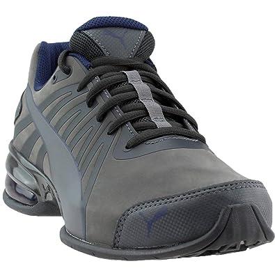 2731302cbe0a PUMA Mens Cell Kilter Nubuck Training Shoes (8 D (M) US