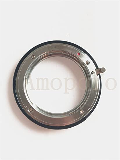Amazon com : Macro Nikon F Mount Lens to Canon old FD Mount