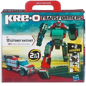 Hasbro 30662148 KRE-O Transformers - Juego de construcción de Ratchet