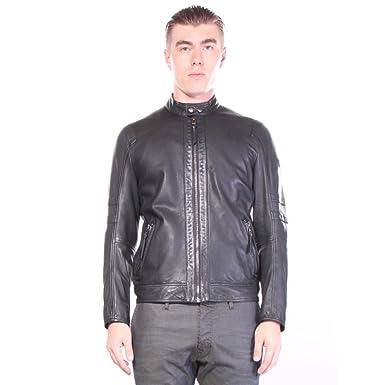 6631ff58dbb Amazon.com: Hugo Boss Men's Jaylo Jacket Jackets 100% Sheepskin ...