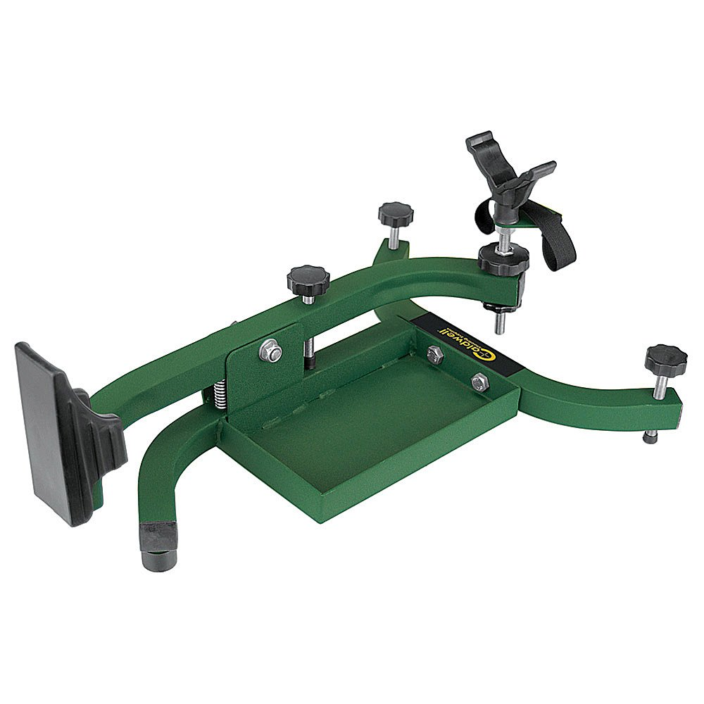 Caldwell Lead Sled Solo Adjustable Recoil Reducing Rifle Shooting Rest for Outdoor Range - 101777 by Caldwell