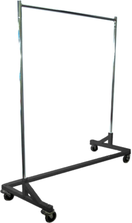 Only Hangers GR600 Heavy Duty 400lb Capacity Z Rack, 63
