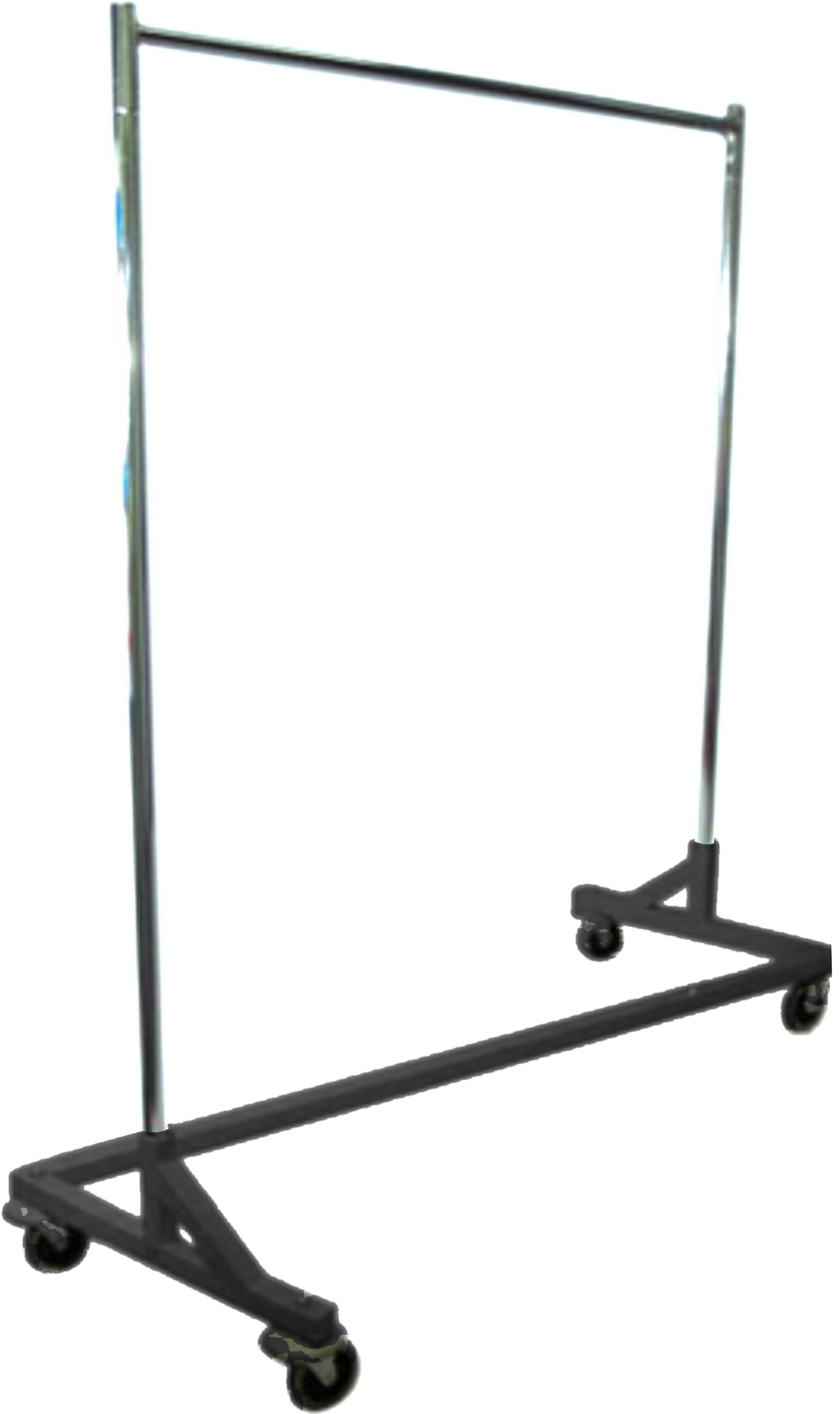 cross bar rack racks ballet store rolling adjustable with two pipeline canada