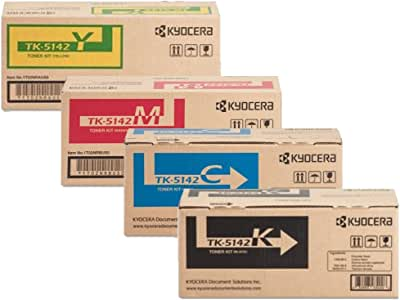 On-Site Laser Compatible Toner Replacement for Kyocera-Mita TK5142C P6130cdn Works with: ECOSYS M6530cdn Cyan