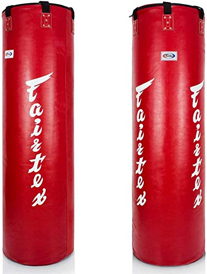 7ft Fairtex Pole Heavy Bag Genuine Muay Thai Kick Boxing K1 MMA HB7 UnFilled