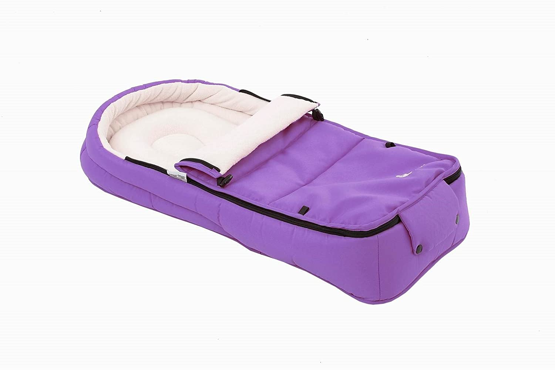 Baby Elegance Snuggy Buggy Purple