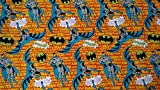 Hallmark DC Comics Batman Heavy Duty Gift Wrapping Paper 22.5 Sq ft Roll