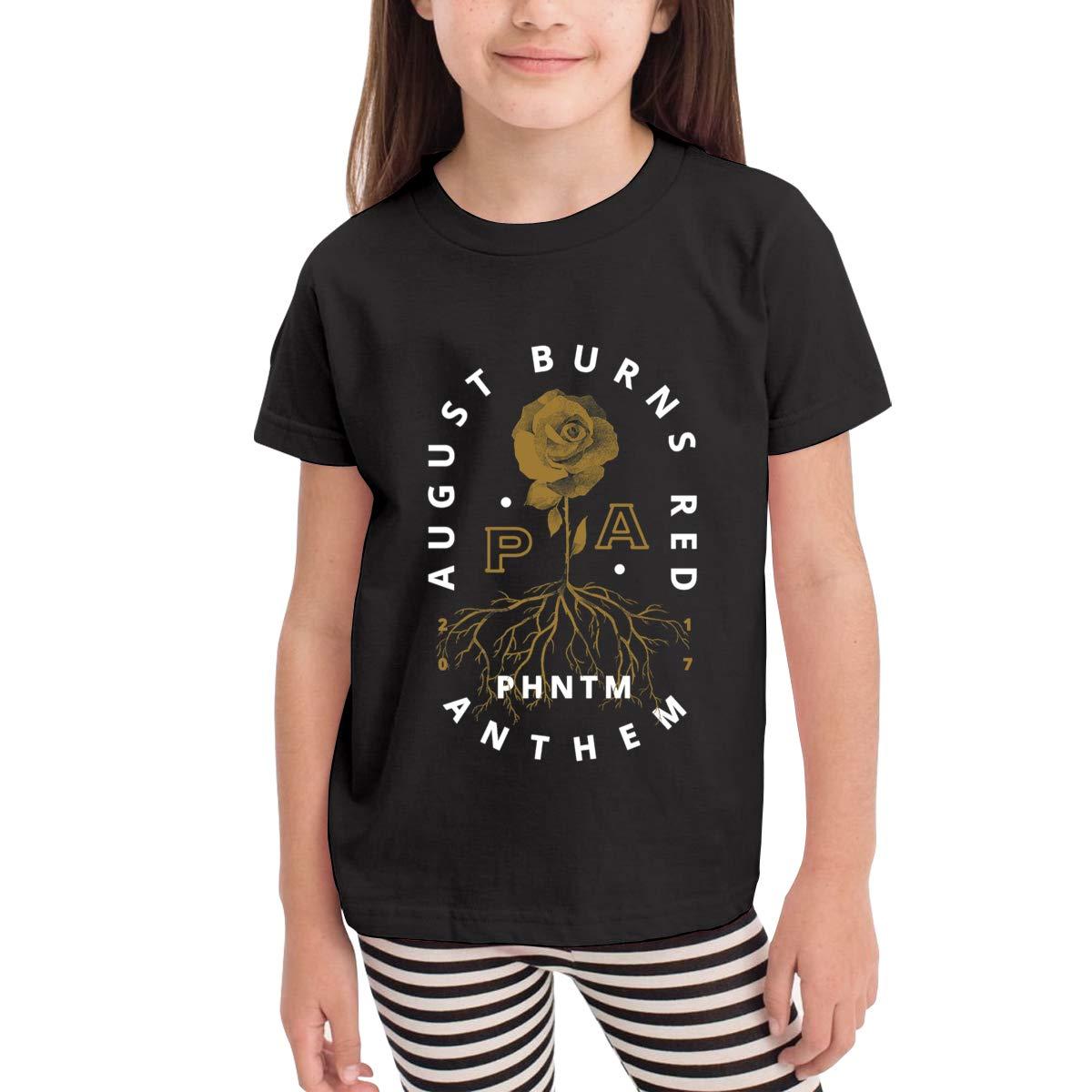 HipsterShirt Black Kangtians Hannah Baby AUGUSTBURNS-Flower