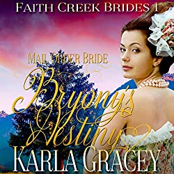 Mail Order Bride: Bryony's Destiny