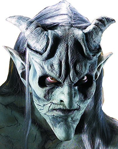 Reel FX Gargoyle Theater Quality Make Up Costume Mask]()