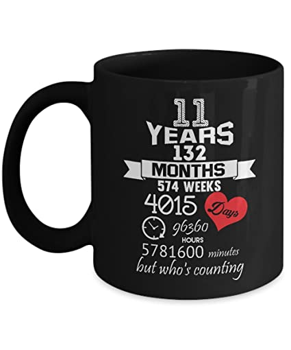 11 month anniversary gift ideas
