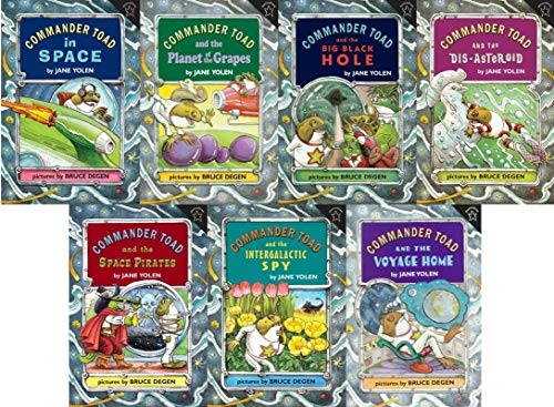 (Commander Toad Complete Series Set ( 1- 7 ))