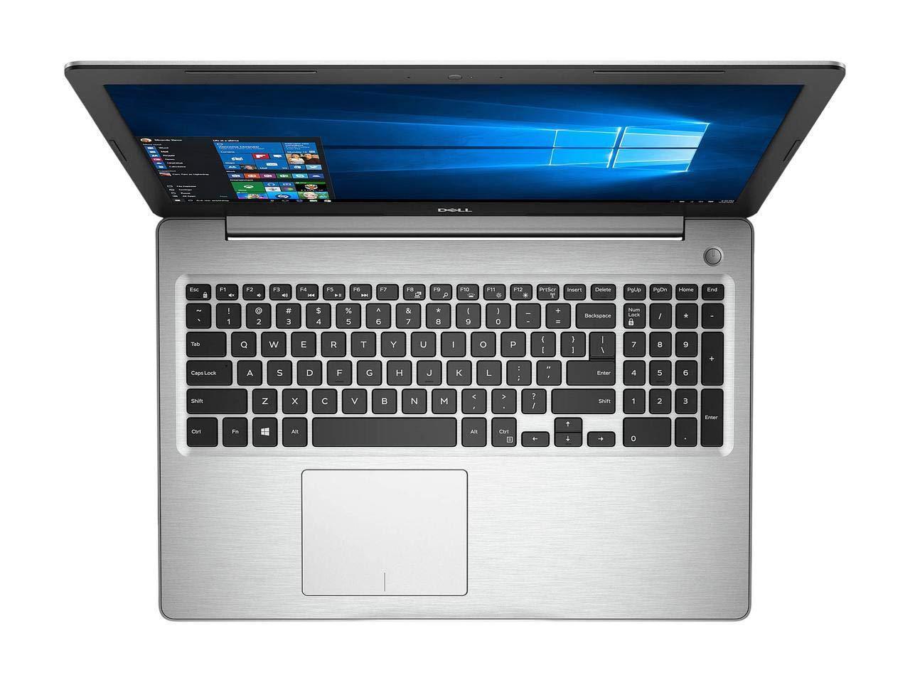 "2019 Dell Inspiron 15 5000 5570 15.6"" Full HD Touchscreen (1920x1080) Laptop (Intel Quad-Core i5-8250U, 16GB DDR4, 500GB M.2 SSD+1TB HDD) HDMI, 802.11 AC WiFi, Ethernet, Bluetooth, Windows 10 1"