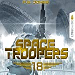 In Ewigkeit (Space Troopers 18) | P. E. Jones