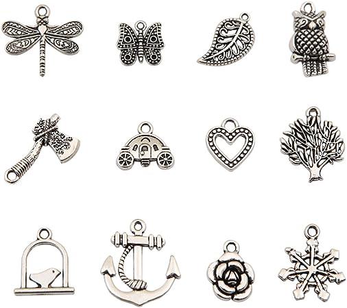 20pcs 13X9mm Tibetan Silver Metal Alloy No Ringing Bells Crafts DecoratIon Findings Jewelry Making JS413