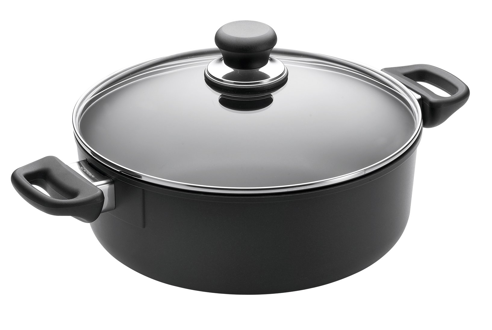 Scanpan Classic 5-Quart Covered Low Sauce Pot