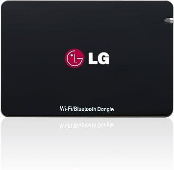 LG AN-WF500 - Adaptador USB Dongle Wi-Fi y Bluetooth para televisor, color negro: LG: Amazon.es: Electrónica