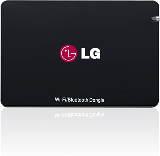 LG AN-WF500 - Adaptador USB Dongle Wi-Fi y Bluetooth para televisor, color negro: LG: Amazon.es: Electrónica