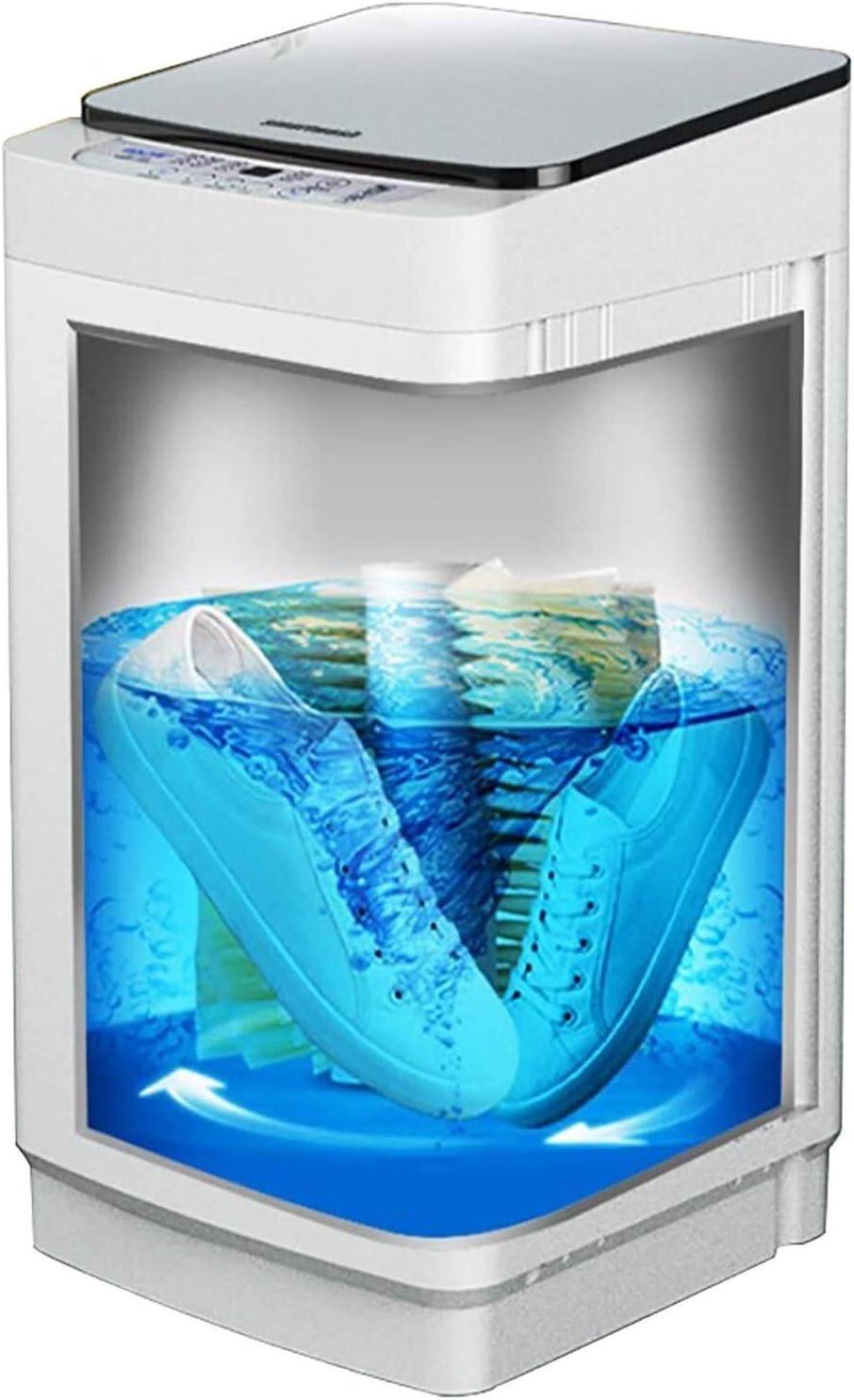 Lavadora De Zapatos Portátiles, Zapato Automático Inteligente para El Hogar Clean3-5 Pares De Zapatos Capacidad De Lavado, para Hogar Dormitorio En Casa Caravanas