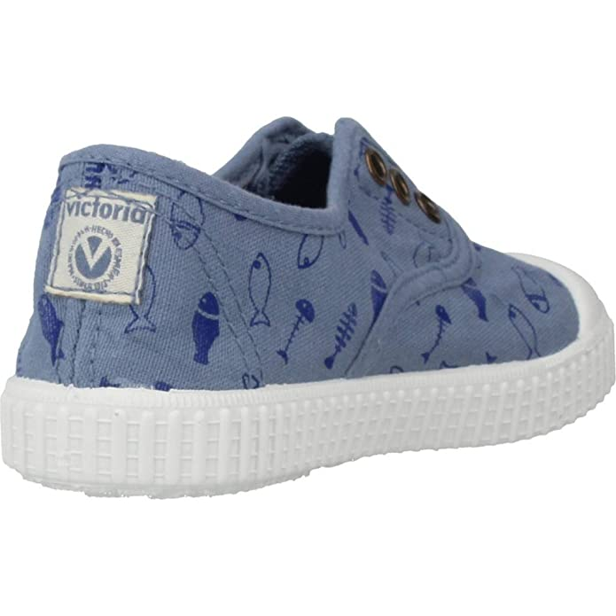 Zapatillas para niño, Color Azul, Marca VICTORIA, Modelo Zapatillas para Niño VICTORIA 1366107 Azul: Amazon.es: Zapatos y complementos