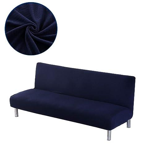 Obokidly - Funda para sofá de 3 plazas para sofá sin Brazos ...