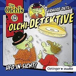 Ufo in Sicht (Olchi-Detektive 14)