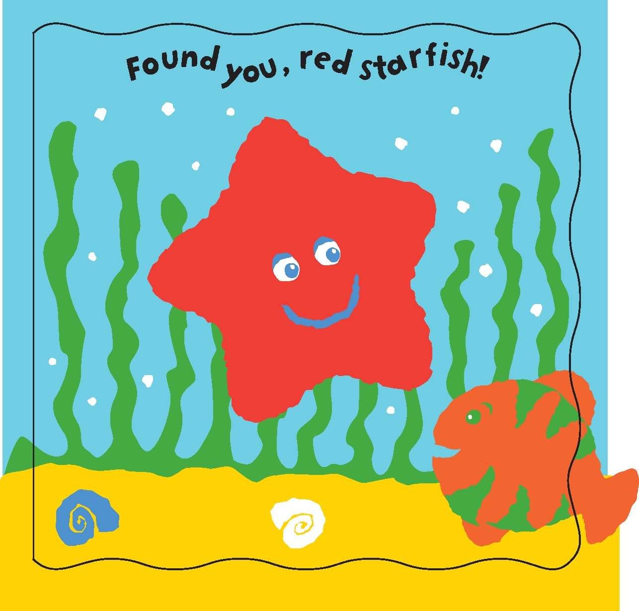 Found You, Magic Fish! (Magic Bath Books): Moira Butterfield, Jeremy ...