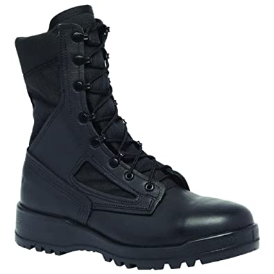 Amazon.com: Belleville 300TROPST Hot Weather Steel Toe Combat Boot ...