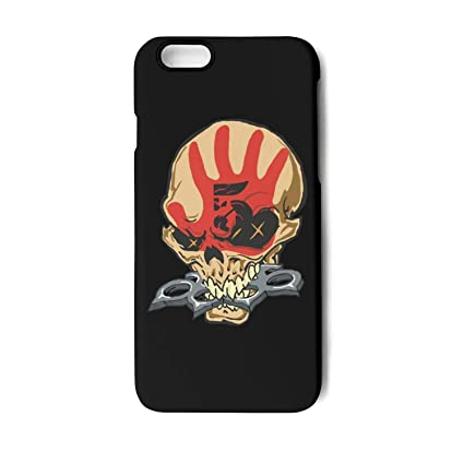 free shipping bcc8e 6ea3d Amazon.com: Five-Finger-Death-Punch- Mobile Phone case for iphone6 ...