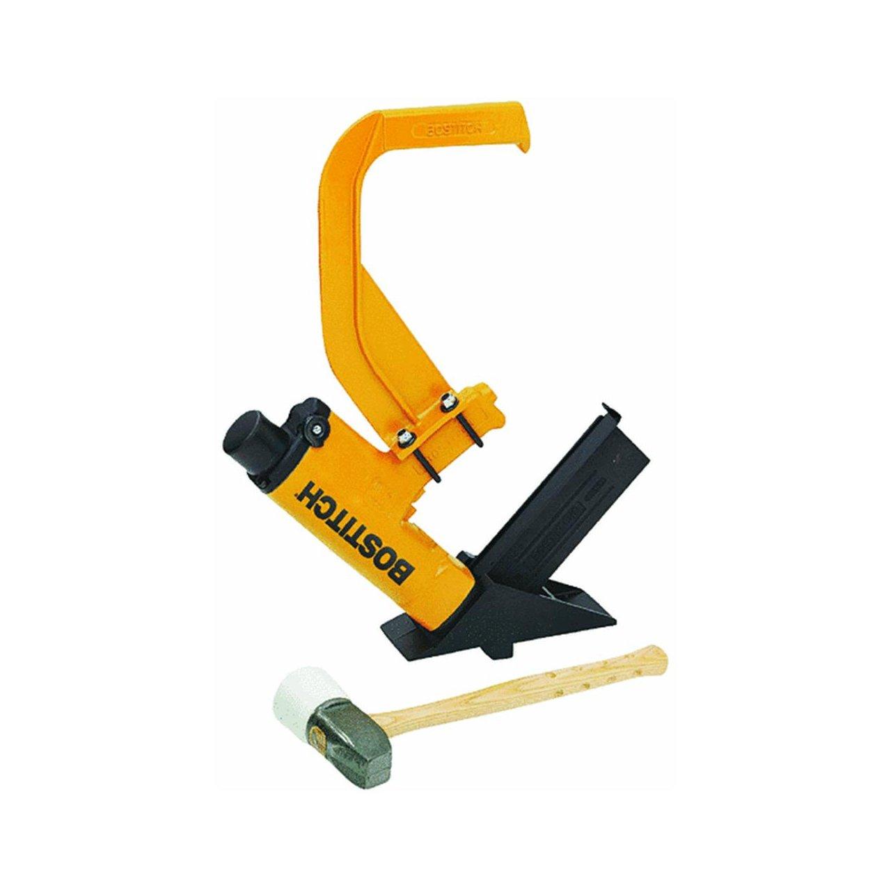 Stanley Bostitch MIIIFS Pneumatic Hardwood Floor Stapler - Quantity 1