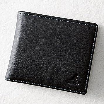 new arrivals 6f57c 02ec3 Amazon.co.jp: カンゴールスポーツ メンズ折財布(ブラック) S ...