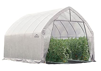 Amazon.com: Shelter Logic 70560 Heavy Duty con Grow it Alto ...