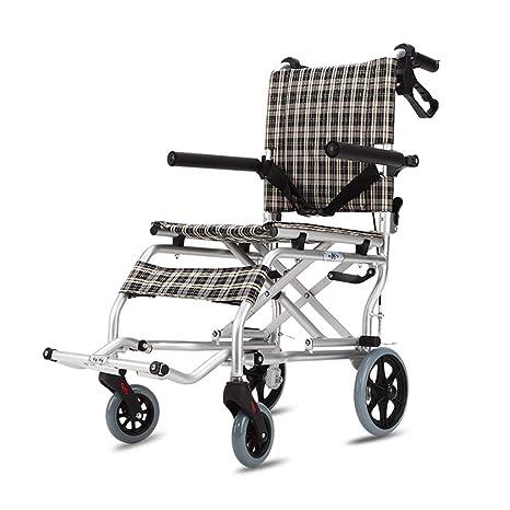 Sillas de ruedas Silla de Viaje Scooter Anciano ...