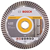 2608602673 BOSCH 150MM DIAMOND CUTTING DISC BEST FOR UNIVERSAL TURBO