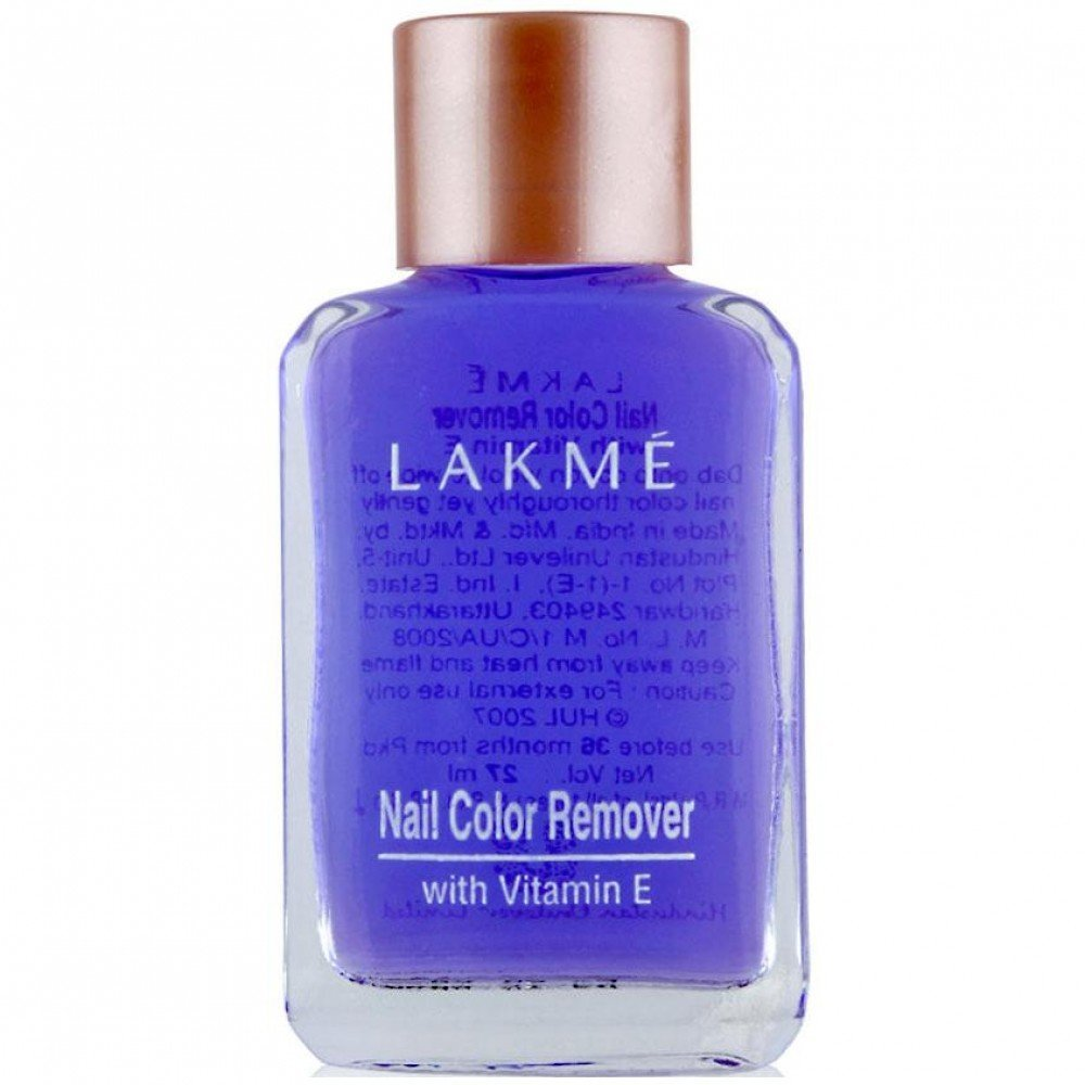 Lakme Nail Color Remover (Set of 3)