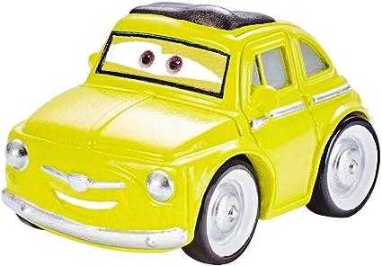Amazon Com Cars Diecast Luigi Mini Racer Disney Blind Bag Toys Games