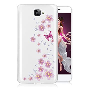 coque silicone huawei y5 2