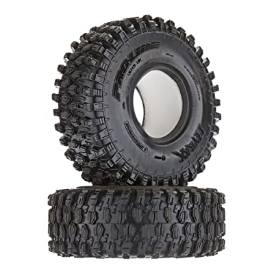 "Pro-Line Racing Proline 1012814 Hyrax 1.9"" G8 Rock Terrain Truck Tires (2) for Crawlers, Front Or Rear: Toys & Games"