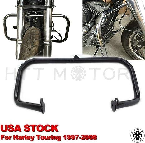 Engine Guard Highway Crash Bar Fit For Harley Touring Electra Glide FLHT 1997-08