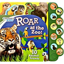 Roar At The  Zoo (Discovery Kids)